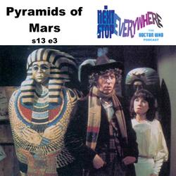 Classic s13e9 Pyramids of Mars