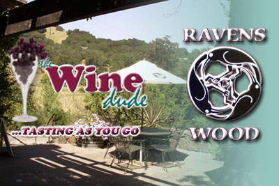 Episode #4: The Wine Dude - Tasting As You Go - Ravenswood (Audio)