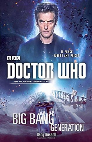 TDP 515: Doctor Who Book - Big Bang Generation