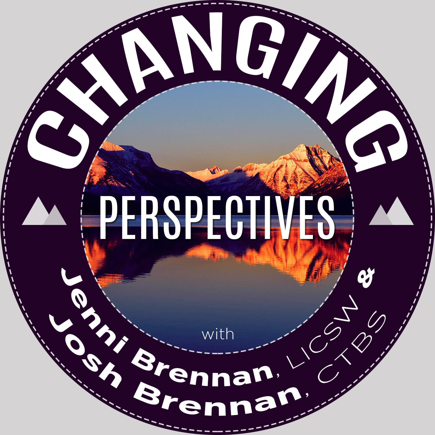 The Changing Perspectives Podcast show art