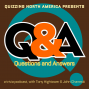 Artwork for Q&A Trivia Cast 104: Bombs, Touching, & Louis Armstrong