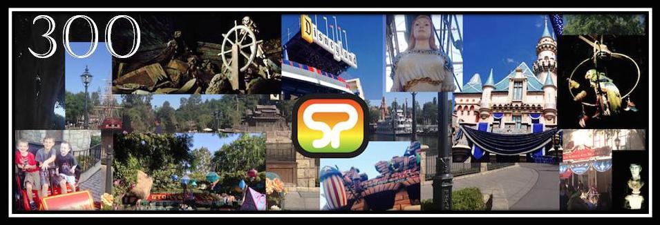tspp #300- Celebrating Disneyland!! 5/3/15