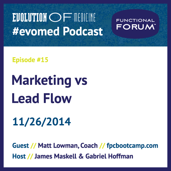 Marketing vs Lead Flow