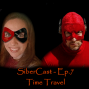 "Artwork for SiberCast - Ep7 - ""Time Travel with Jessica Norcia Combs"""