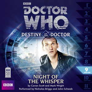 TDP 357: Destiny of the Doctor 9 - NIGHT OF THE WHISPER