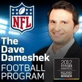The dave dameshek show is hosted with libsyn