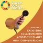 Artwork for Catalyzing Collaboration Across the Planet with Conveners.org [Episode 31]