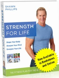 Shawn Phillips Teaches Us About Strength For Life. And Tracey Staehle Shares Her Walking Strong Workout Tips