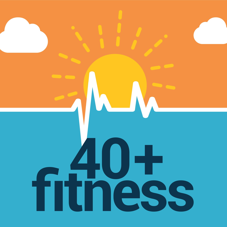 Running longer distances after 40