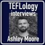 Artwork for Interview 67: Ashley R. Moore on Queer Inclusion in Language Education