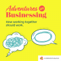 Artwork for 44 | Navigating personal travel and business
