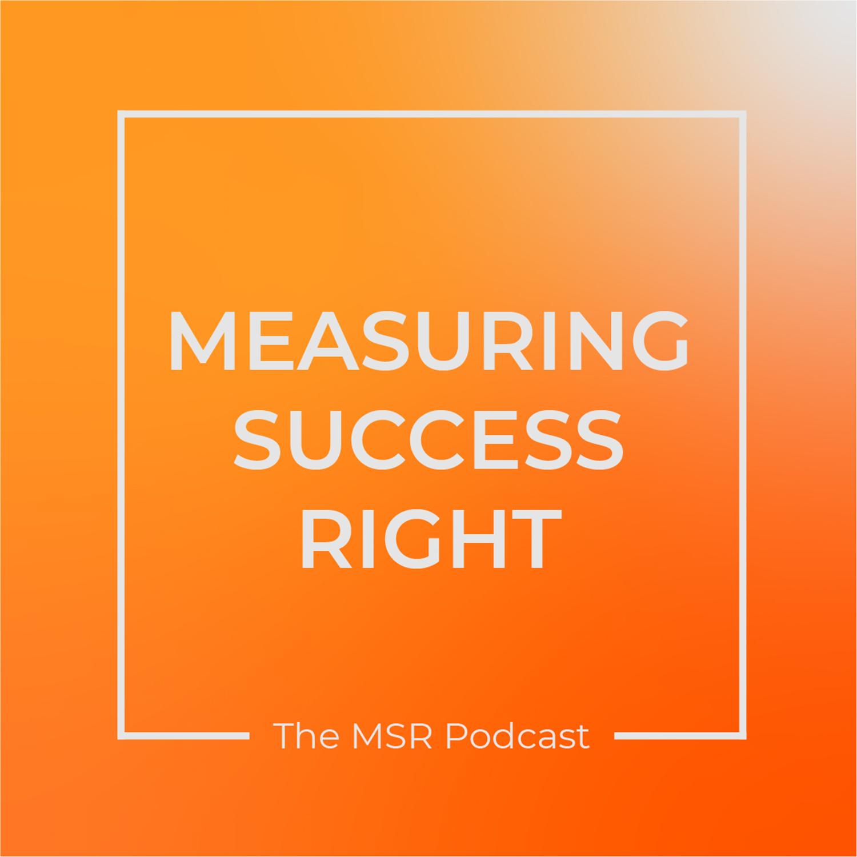 Measuring Success Right show art