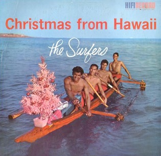 #25 – The Surfers – Christmas from Hawaii