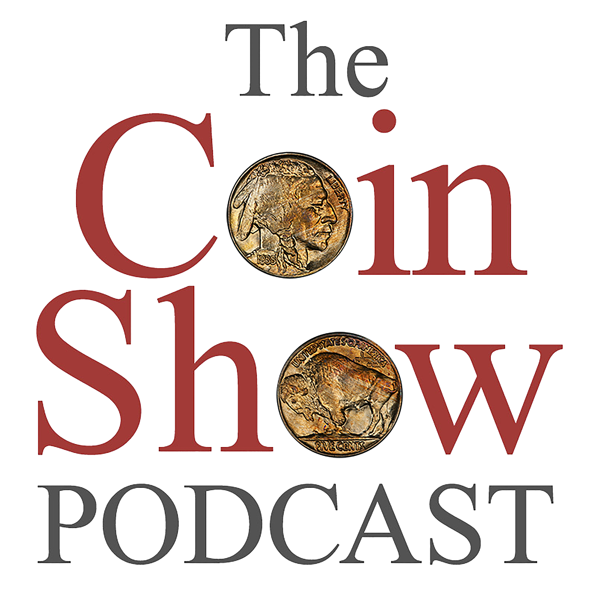 The Coin Show Podcast Episode 156 show art