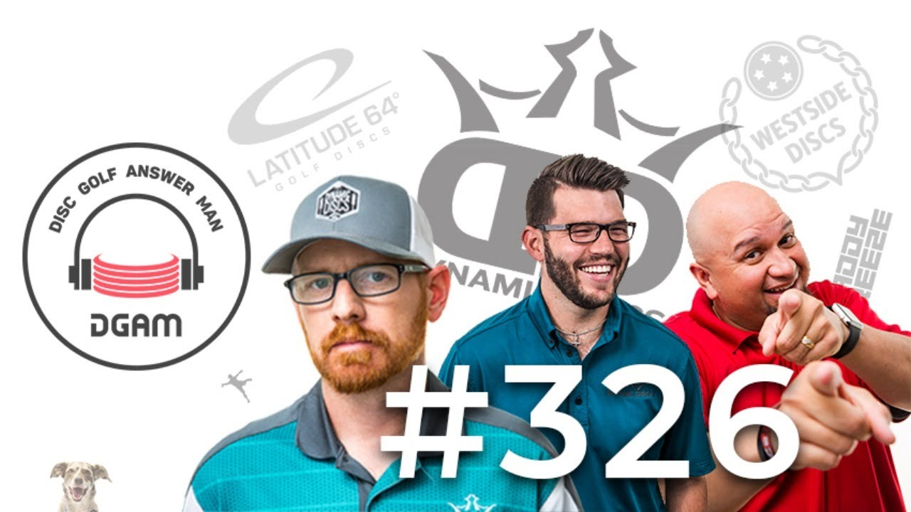 Danny Lindahl Joins Us for Disc Golf Answer Man Ep 326!