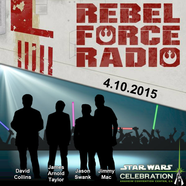 RebelForce Radio: April 10, 2015