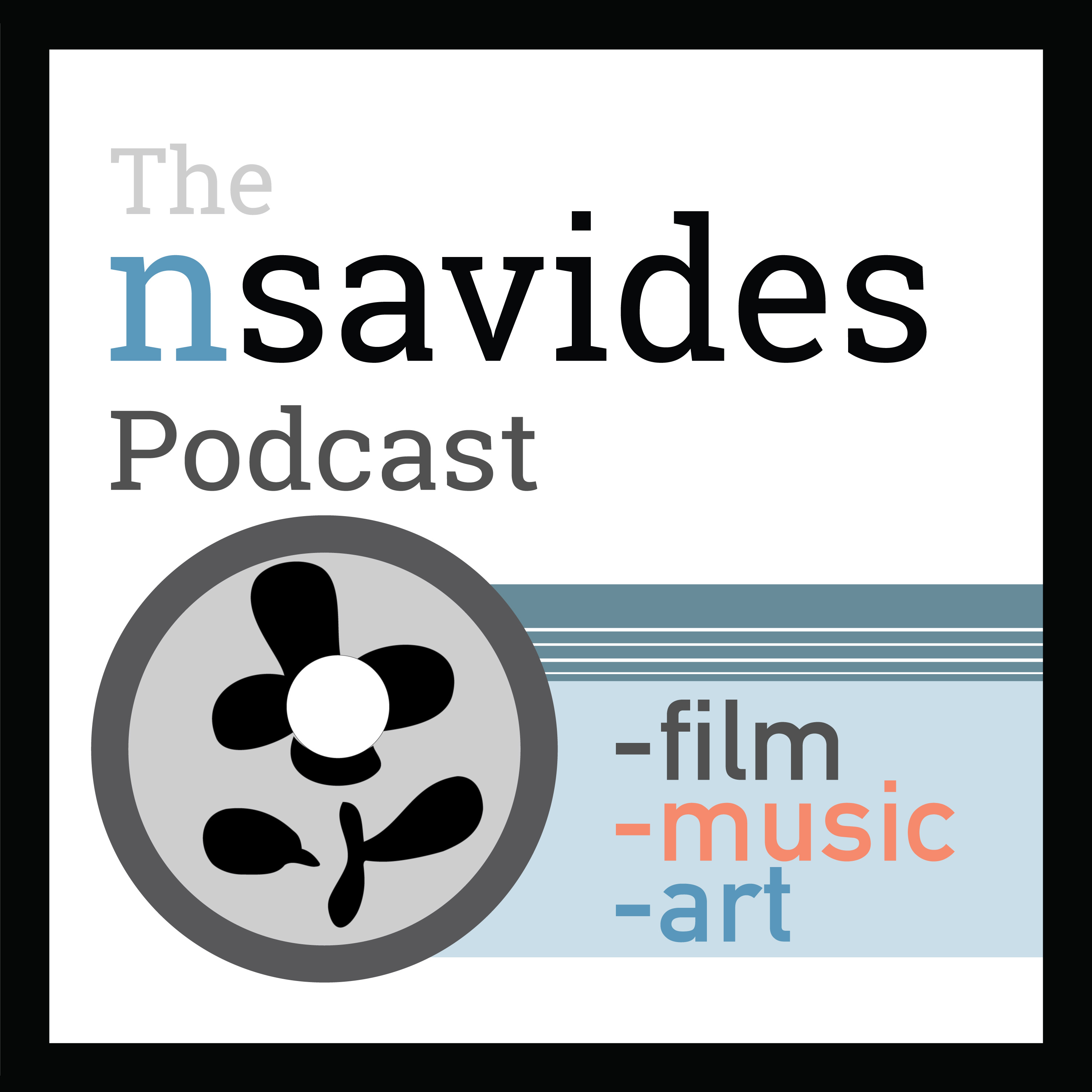 Artwork for Puppet Maker, DJ, & Filmmaker Clay Achee on Finding Creative Enthusiasm - The nsavides Podcast | filmmaking | music | cinematography | writing