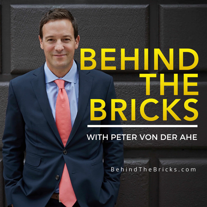 Behind The Bricks show art