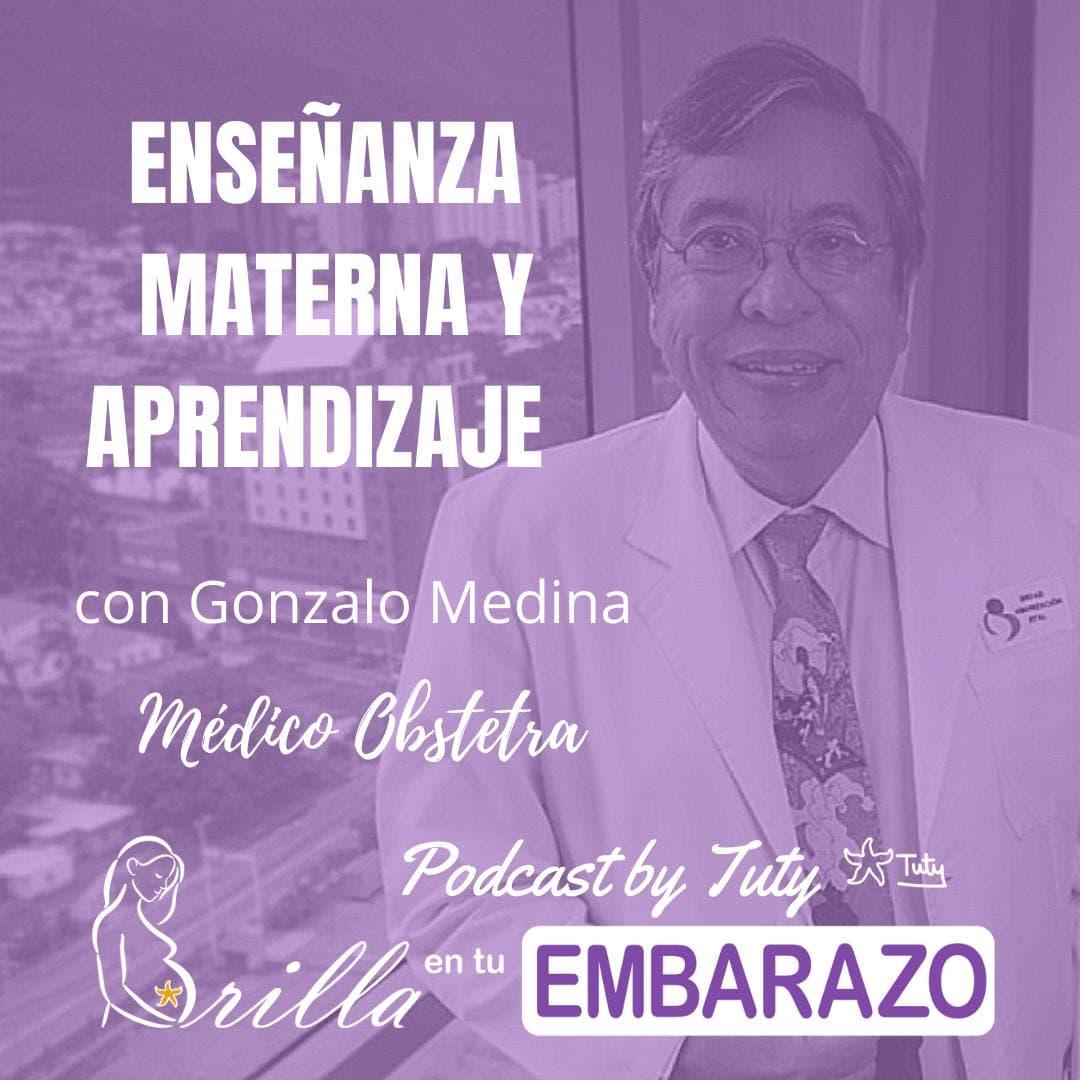 Enseñanza materna y aprendizaje - con Gonzalo Medina Aveledo