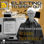 Artwork for Electing to Speak Out: Democracy Unchained with Senate Candidate Richard Dien Winfield
