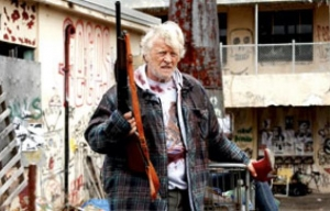 Hobo with a Shotgun / Bad-Ass