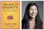 Artwork for One of Newsweek's 'Most Fearless Women', Ai Jen Poo, on The Age of Dignity