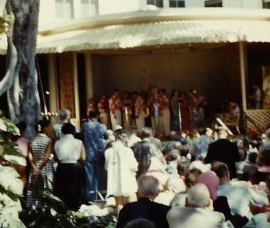 Hawaii Calls - 1957