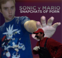 Artwork for Sonic v Mario: Snapchats of Porn