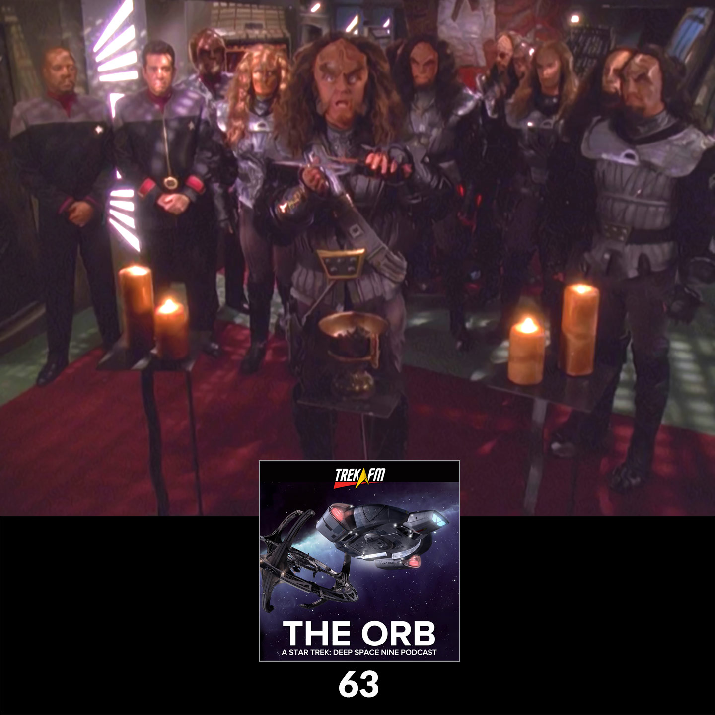 The Orb 63: Your Crazy Uncle Gowron