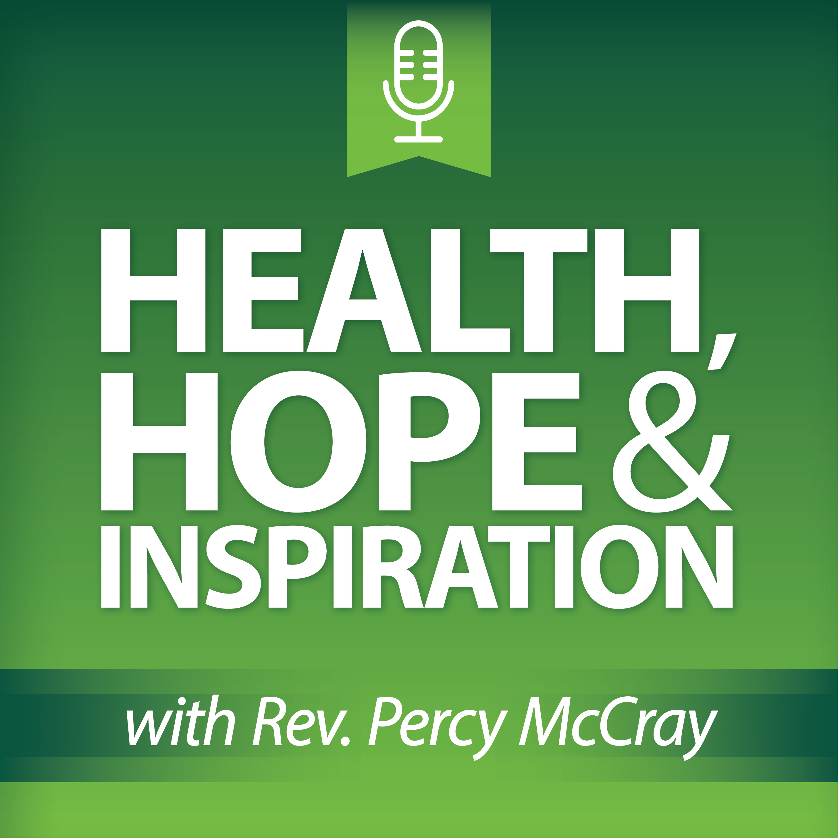 Health, Hope & Inspiration for People of Faith Living with Cancer show art