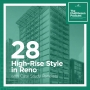 Artwork for High-Rise Style in Reno with Case Study Panelists