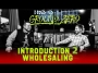 Artwork for Introduction to Wholesaling   Ground Zero   Guest: Jason McDougall