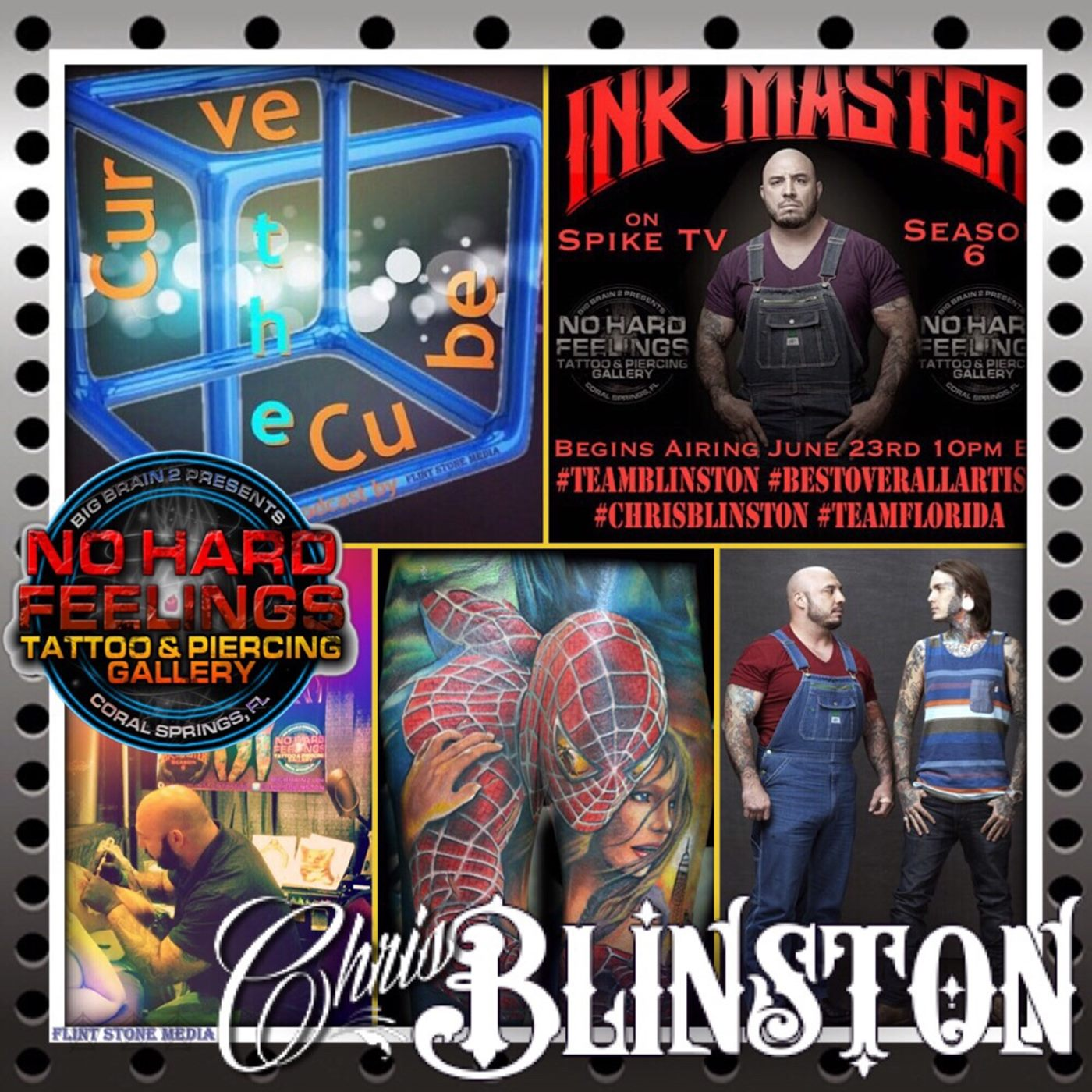 #31 – TATTOO ARTIST – Chris Blinston - 2015-06-16