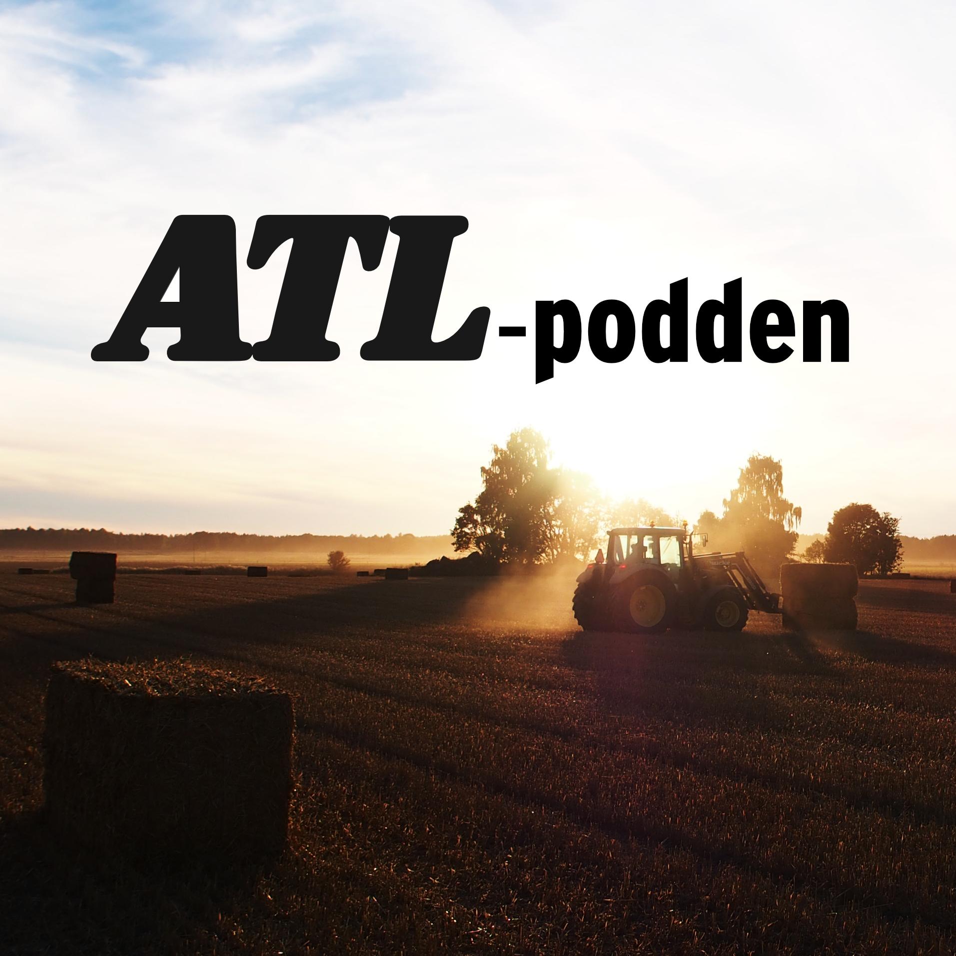 ATL-podden show art