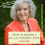 Artwork for Invincible0021-How to become a BOLD speaker with 4X TV EMMY WINNER Jan Fox