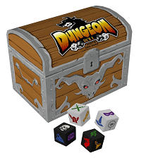 D6G Ep 136: Essen, BGG Con, & Dungeon Roll Detailed Review