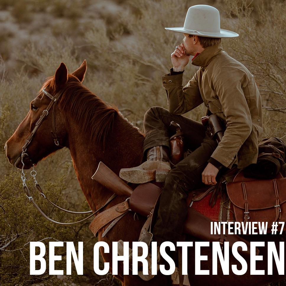 Interview #7 - Ben Christensen