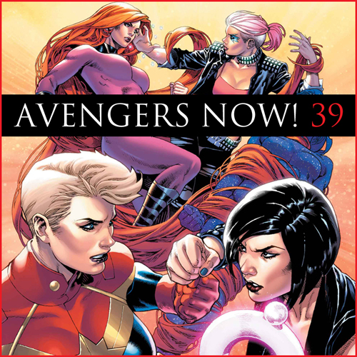 Cultural Wormhole Presents: Avengers Now! Episode 39