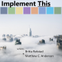 Artwork for Implement This 15: Data Modeling in Dynamics 365