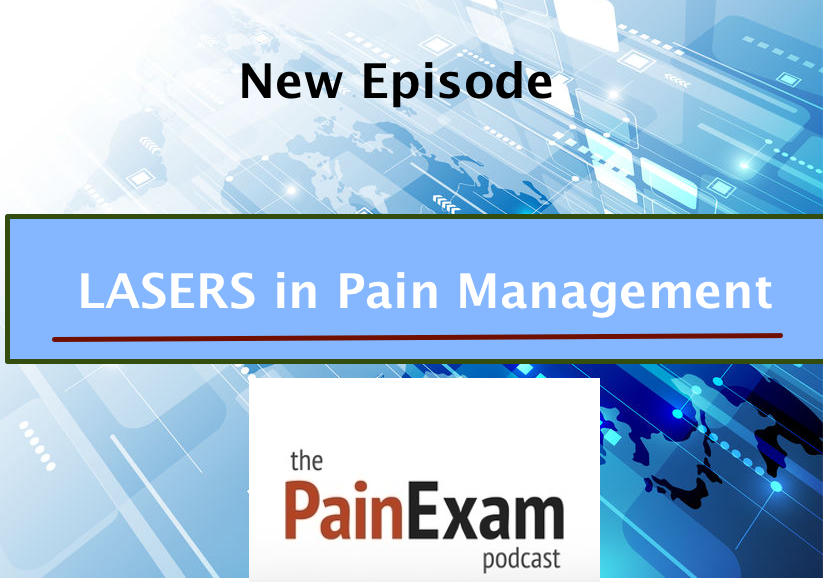 Lasers in Pain Managmement