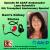 Episode 58  AAKP Ambassador Lana Schmidt's 5th Transplant Anniversary Special show art