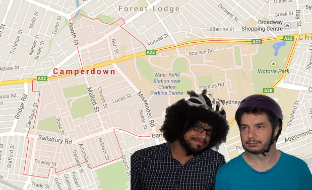 Episode 6 - Camperdown
