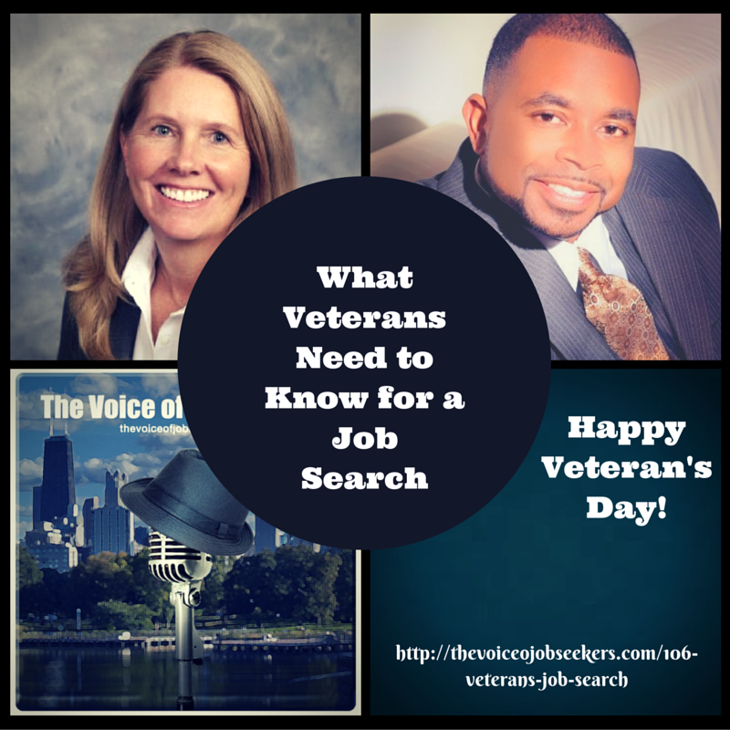 What Veterans Need to Know for a Job Search