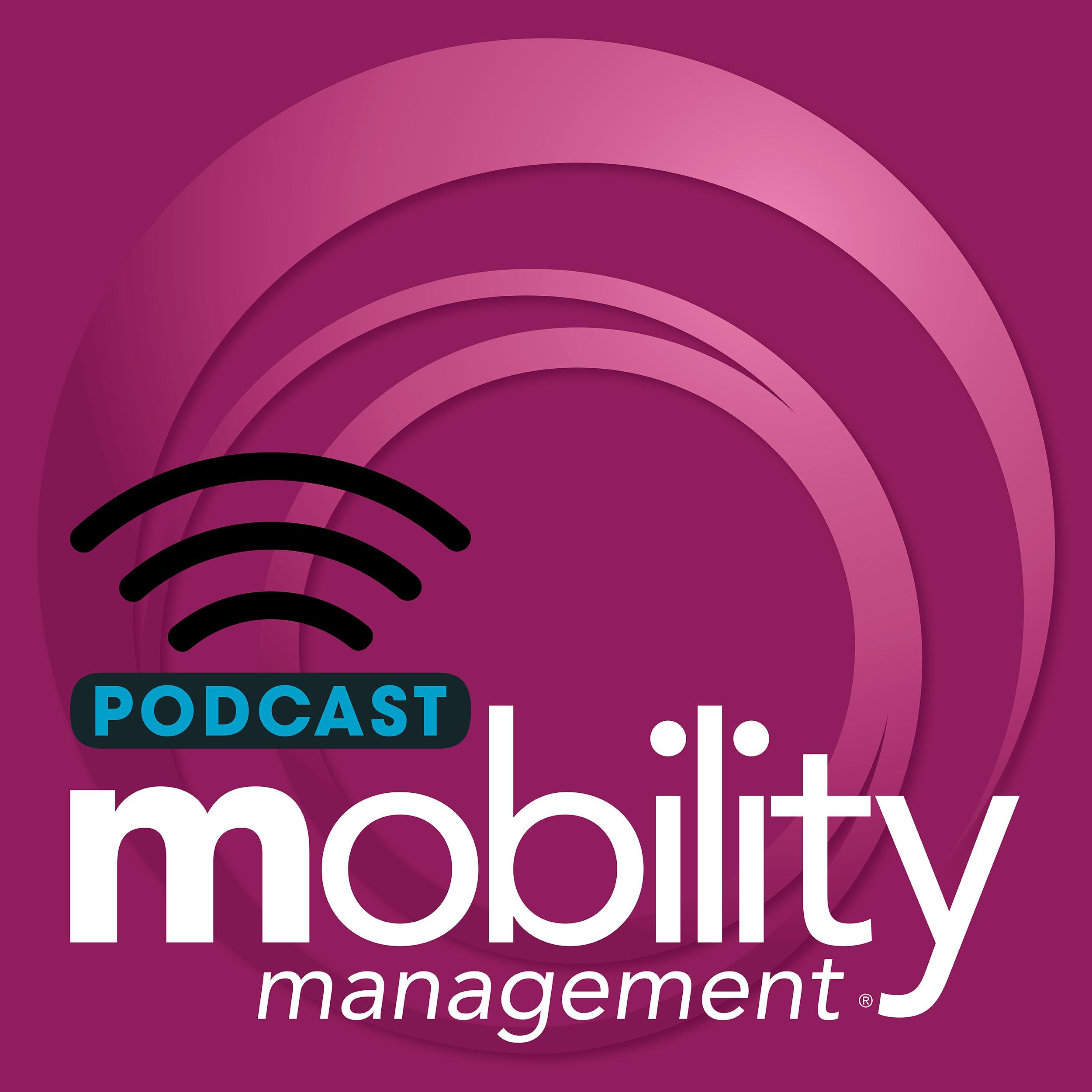 Mobility Management Podcast show art