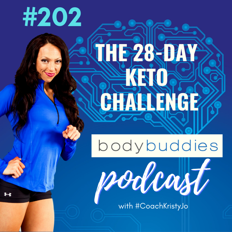 Artwork for 202: The 28-Day Keto Challenge | Nutrition and Weight Loss