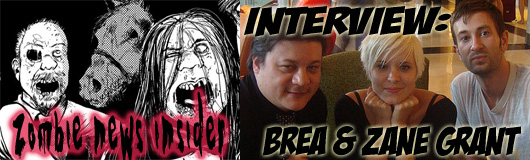 """Episode 216 - CNI One Shot! We Will Bury You with Brea Grant (""""Daphne"""" on Heroes), Zane Grant and the CNI Chorale"""