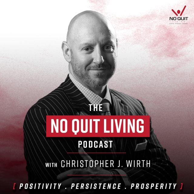 No Quit Living Podcast show art
