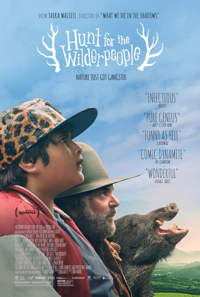 Ep. 253 - Hunt for the Wilderpeople (A Perfect World vs. Road to Perdition)