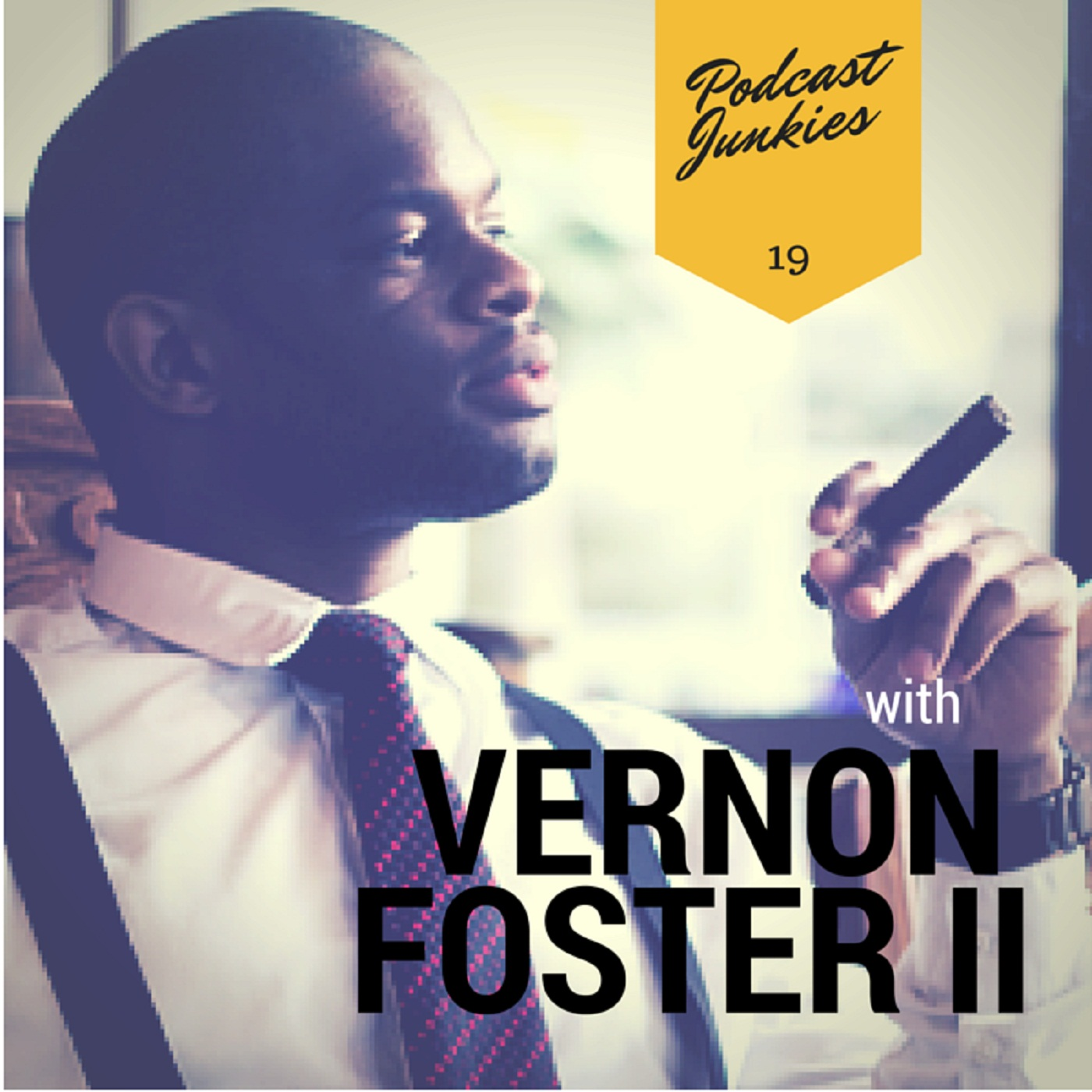 019 Vernon Foster II | Realize That You Have Your Fans Listening