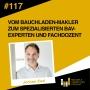 Artwork for #117 Vom Bauchladen-Makler zum spezialisierten bAV-Experten und Fachdozent - Interview mit Jochen Zierl